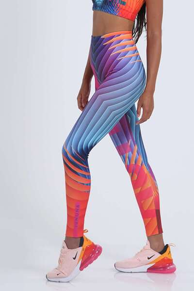 Printed leggings Active