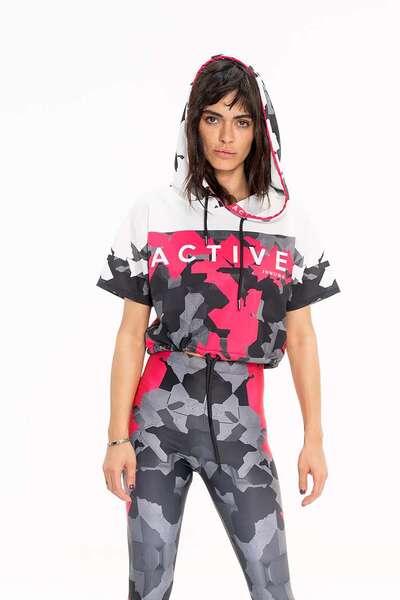 Sport active hoodie
