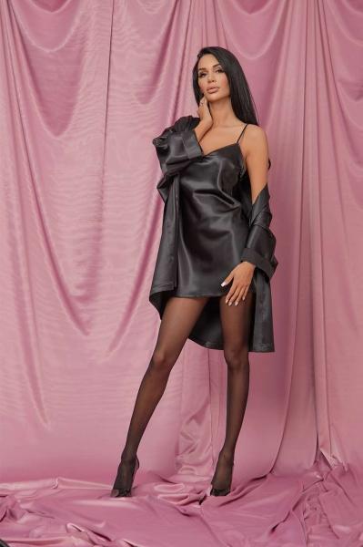 Satin lingerie