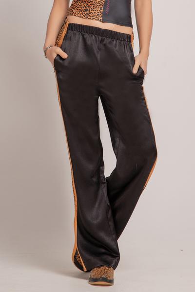 Wide Leg Sport Trouser