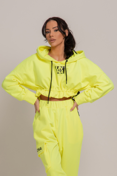 Sports active hoodie Move On