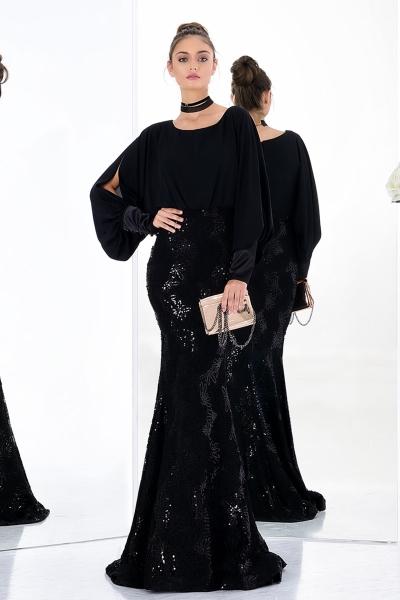 Elegant dress Junona Shine
