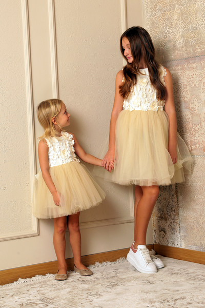 Mommy & Me Tulle dress