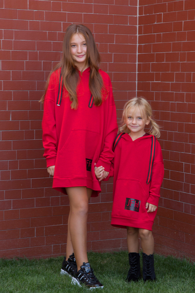 Oversized Hoodie for mommy & me