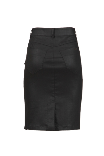 Elegant black skirt