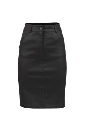 Elegant black skirt