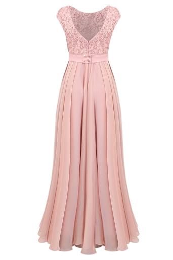 Women's dress Violet